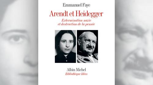 """Résultat de recherche d'images pour """"arendt et heidegger. extermination nazie et destruction de la pensée"""""""