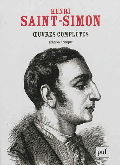 henri de saint simon envisioned a great europe but with drastic changes Robert owen and henri de saint-simon—differed in a de charles fourier, 12 vols paris in europe from the french revolution to the great.