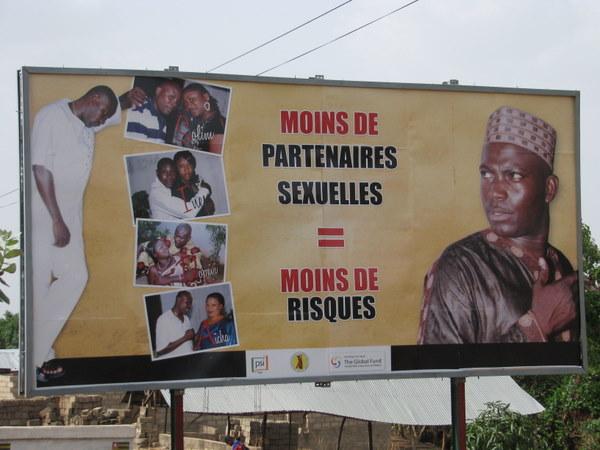 prostituée africaine sida