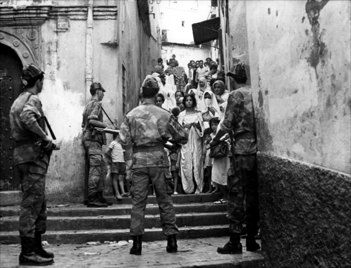 dernier attentat en algérie